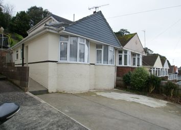 Thumbnail 3 bed semi-detached bungalow for sale in Clifton Road, Paignton