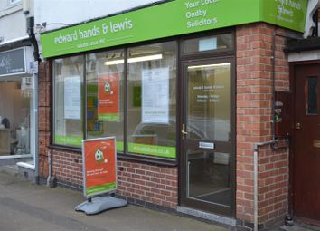 Thumbnail Retail premises to let in Leicester Road, Oadby, Leicester