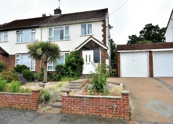 Thumbnail 4 bed semi-detached house for sale in Wilderness Road, Frimley, Camberley, Surrey