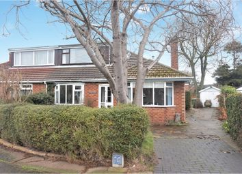 Thumbnail 3 bed semi-detached bungalow for sale in Emfield Road, Scartho
