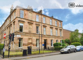Thumbnail 2 bed flat for sale in Regent Park Square, Glasgow