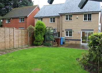 Thumbnail 3 bedroom detached house to rent in Draymans Way, Ipswich