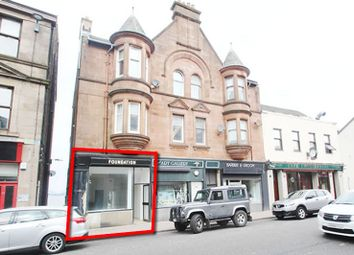 Thumbnail Commercial property for sale in 50, Kempock Street, Gourock PA191Nd