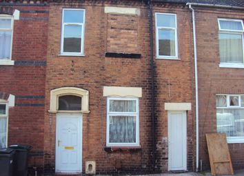 Thumbnail 4 bed terraced house to rent in Chatham Street, Shelton, Stoke On Trent