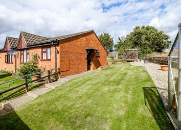 Thumbnail 2 bed semi-detached bungalow for sale in Hunters Way, Kimbolton, Huntingdon