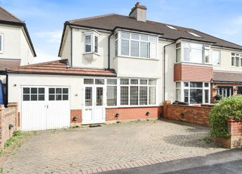 Thumbnail 4 bed semi-detached house for sale in Farm Way, Worcester Park