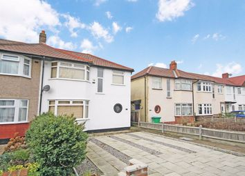 Thumbnail 3 bed property to rent in Hall Farm Drive, Whitton, Twickenham