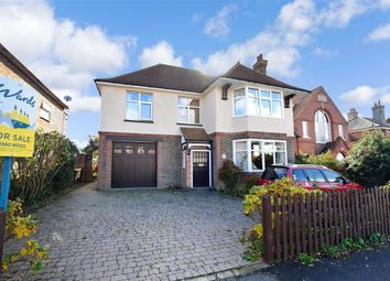 Thumbnail 3 bed detached house for sale in West End, Marden, Tonbridge, Kent