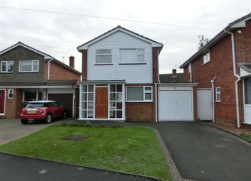 Thumbnail 4 bed detached house for sale in Beaudesert Road, Hollywood, Birmingham