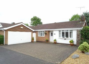Thumbnail 2 bed detached bungalow for sale in Holly Close, Burbage, Hinckley