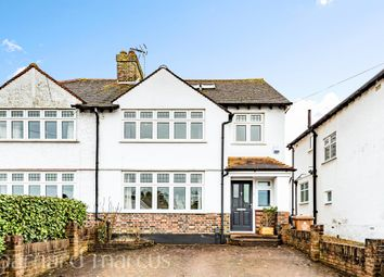 Thumbnail 4 bed semi-detached house for sale in Winkworth Road, Banstead