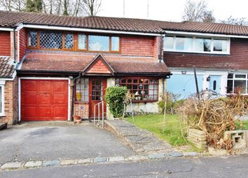 Thumbnail 3 bed terraced house for sale in Purbrook Gardens, Purbrook, Waterlooville