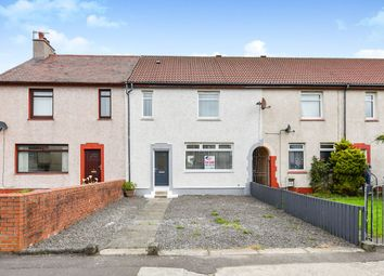 Thumbnail 3 bed terraced house for sale in Mayfield Road, Saltcoats, Ayrshire