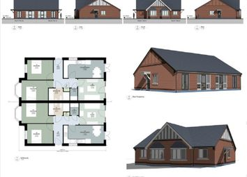Thumbnail 2 bed semi-detached bungalow for sale in Bosworth Avenue, Sunnyhill, Derby