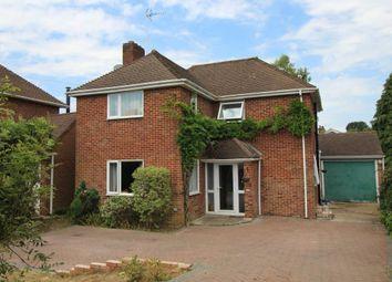 Thumbnail 3 bed detached house for sale in Cranmore Gardens, Aldershot