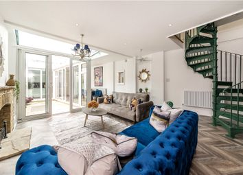 2 bed terraced house to rent in Kramer Mews, Earls Court, London SW5