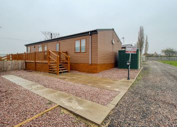 Thumbnail 2 bed mobile/park home for sale in Hagnaby Road, Old Bolingbroke, Spilsby