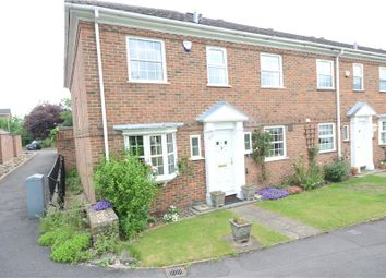 Thumbnail 3 bedroom end terrace house for sale in Benyon Court, Bath Road, Reading