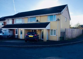 Thumbnail 4 bed property to rent in Byron Avenue, Beddau, Pontypridd