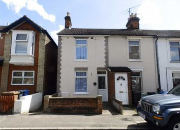 Thumbnail 3 bedroom end terrace house to rent in Richmond Road, Ipswich, Suffolk