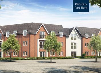 "Thumbnail 2 bed flat for sale in ""Arthur"" at Waterlode, Nantwich"