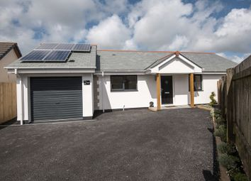 Thumbnail 3 bed bungalow for sale in Rame Cross, Penryn