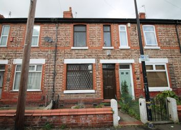 Thumbnail 2 bedroom terraced house to rent in Jackson Street, Stretford