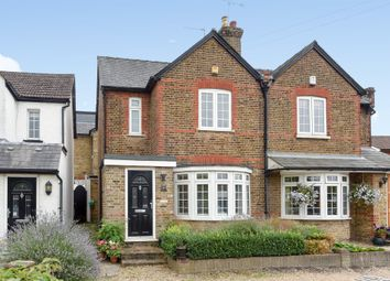 Thumbnail 3 bedroom semi-detached house for sale in Carters Road, Epsom