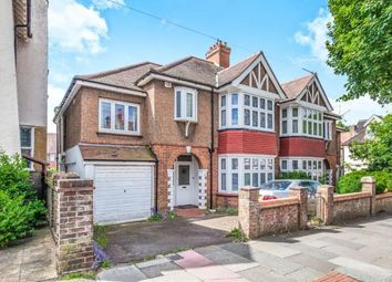 Thumbnail 5 bed semi-detached house for sale in Davigdor Road, Hove, East Sussex, .