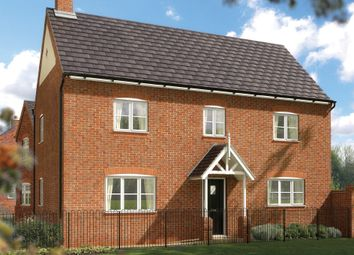"Thumbnail 4 bed detached house for sale in ""The Montpellier"" at Barnton Way, Sandbach"