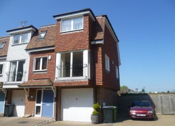 Thumbnail 2 bed terraced house to rent in Western Barn Close, Rye