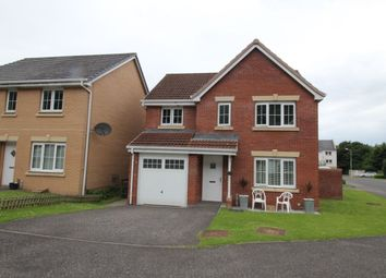 Thumbnail 4 bed detached house for sale in Woodlea Grove, Glenrothes