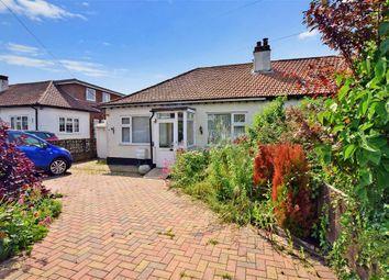 Thumbnail 2 bedroom semi-detached bungalow for sale in Ridgeway Road, Herne Bay, Kent