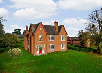 Redmarley, Gloucester, Gloucestershire GL19. 6 bed detached house for sale