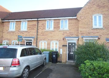Thumbnail 3 bed terraced house for sale in Ormonde Close, Grantham
