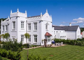 Thumbnail 4 bed end terrace house for sale in Withycombe House, Hillcrest Gardens, Exmouth, Devon