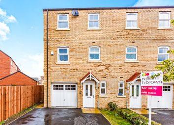 Thumbnail 4 bedroom semi-detached house for sale in Hatfield Grove, Laughton Common, Sheffield