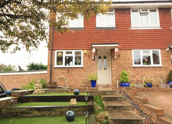 Thumbnail 3 bed property for sale in Wolsey Way, Chessington