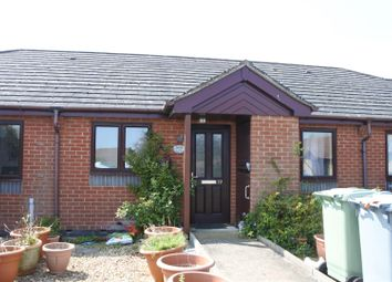 Thumbnail 2 bed terraced bungalow for sale in Willoughby Close, Corby Glen, Grantham
