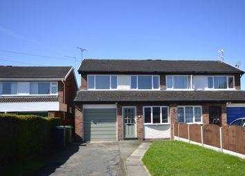 Thumbnail 3 bed semi-detached house to rent in Windsor Close, Oswestry