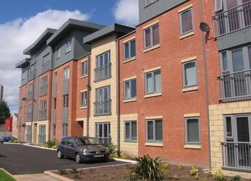 Thumbnail 1 bed flat to rent in Grimshaw Place, Preston