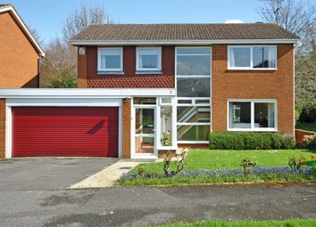 Thumbnail 4 bed detached house for sale in The Park, Cheltenham, Gloucestershire