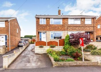 Thumbnail 3 bed semi-detached house for sale in Backfield Rise, Chapeltown, Sheffield, South Yorkshire