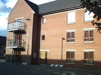 2 bed flat for sale in Park Corner, St James, Northampton NN5