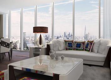 Thumbnail 3 bed flat for sale in Damac Tower, Aykon London One, Nine Elms, London