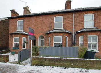 3 bed terraced house for sale in Priory Road, Tonbridge TN9