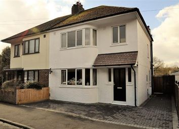 Thumbnail 3 bed semi-detached house for sale in Dering Road, Ashford