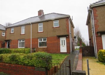Thumbnail 3 bed semi-detached house for sale in Tirgof, Llangennech, Llanelli