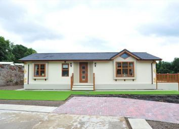 Thumbnail 2 bed detached bungalow for sale in Stately Windsor, Marlee Loch Residential Park, Kinloch