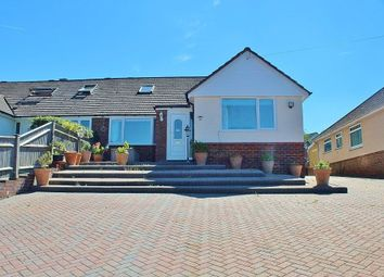 Thumbnail 4 bed semi-detached bungalow for sale in North Road, Clanfield, Waterlooville